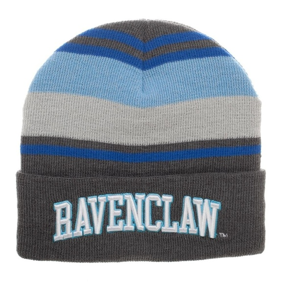6222bee77d2 Harry Potter Ravenclaw Beanie Hat - Adult